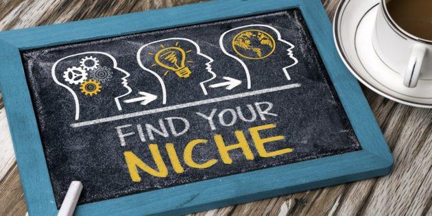 Choose a Niche