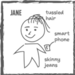 user personas profile example