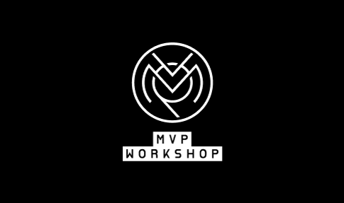 MVP Workshop logo white