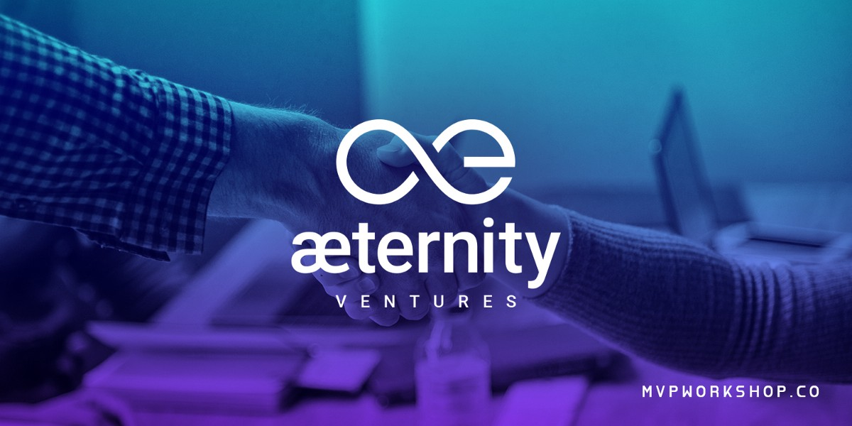 MVP Workshop Partners Up with æternity Ventures