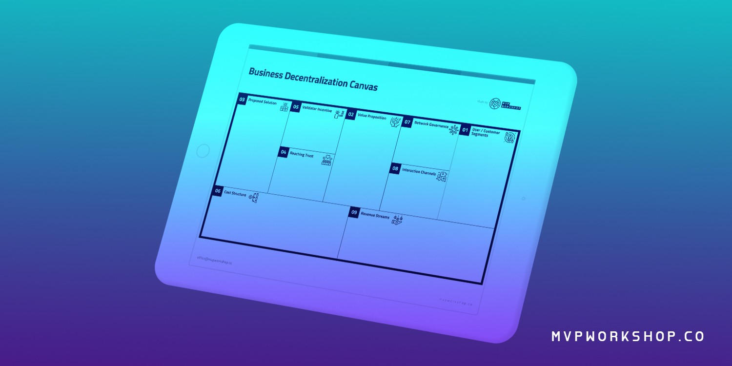 Decentralized Business Model Canvas #1