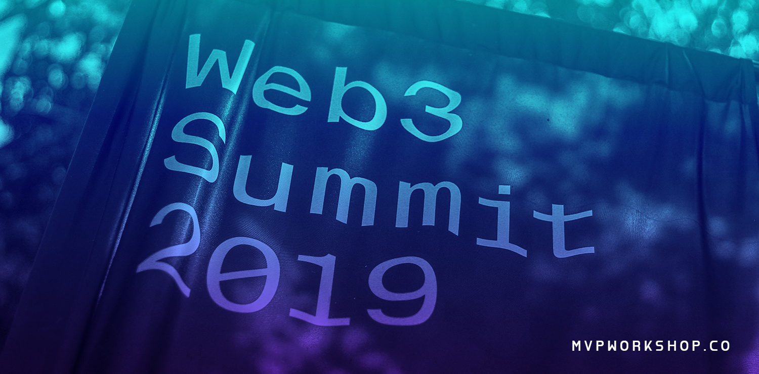 Web3 Summit Berlin 2019