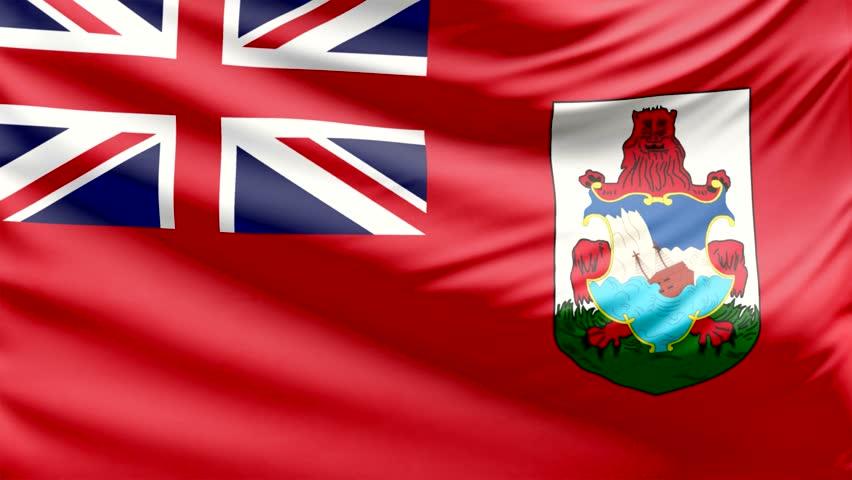 Bermuda flag small