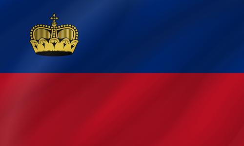 Liechtenstein flag small