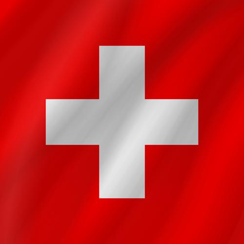 Switzerland flag small