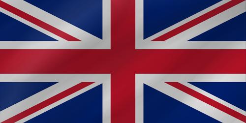 United Kingdom flag small