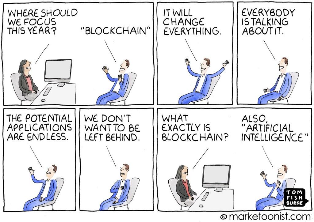 blockchain comics