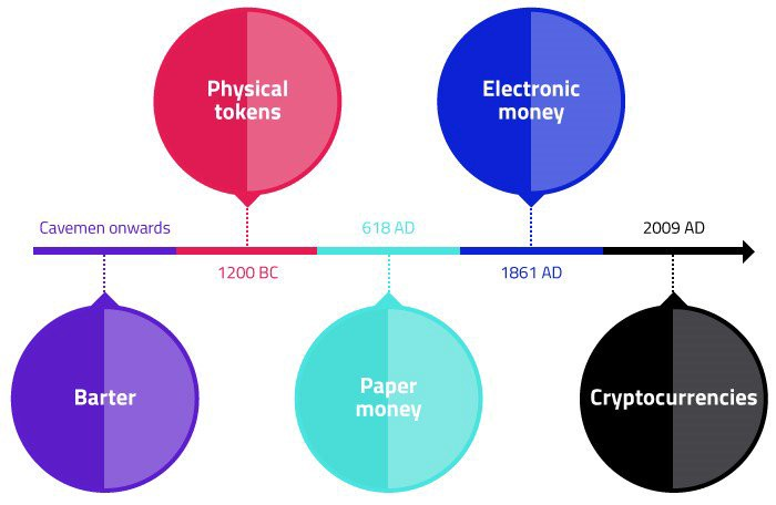 cryptocurrencies as the future chart