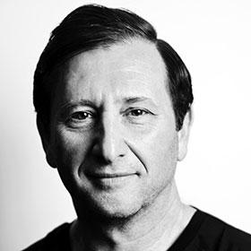 Alex Mashinsky, gray photo