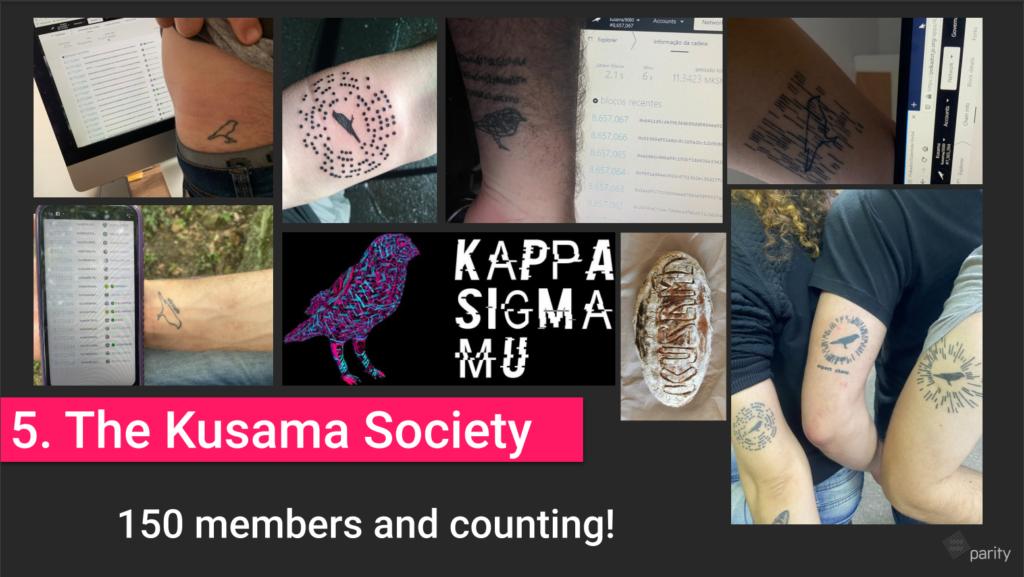 Polkadot Meetup - Kusama Society